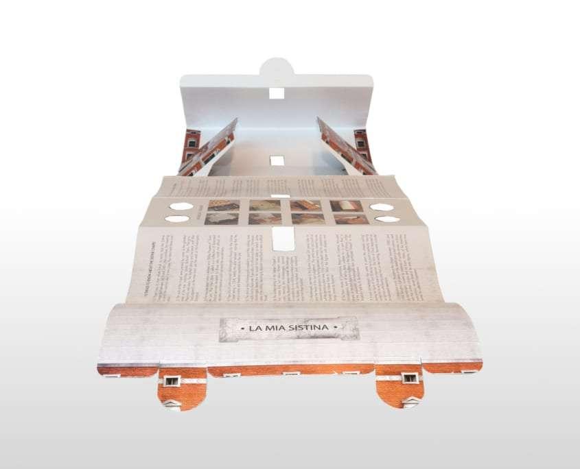Cappella sistina prodotti fustellati Adaptive