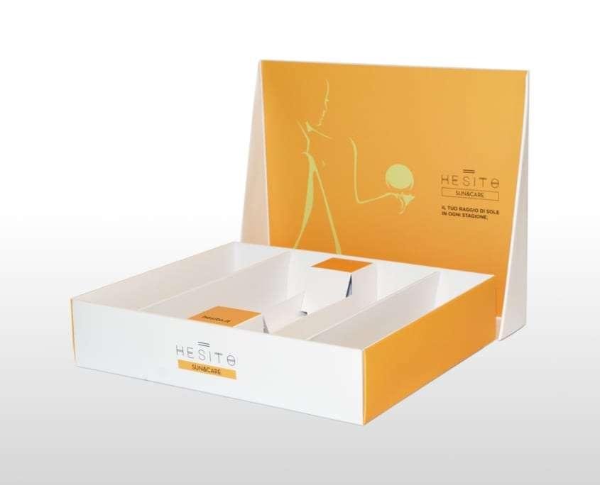 Cofanetto prodotti Hesito Adaptive