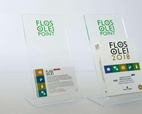 Porta Guida e Cartoline Flos Olei Adaptive