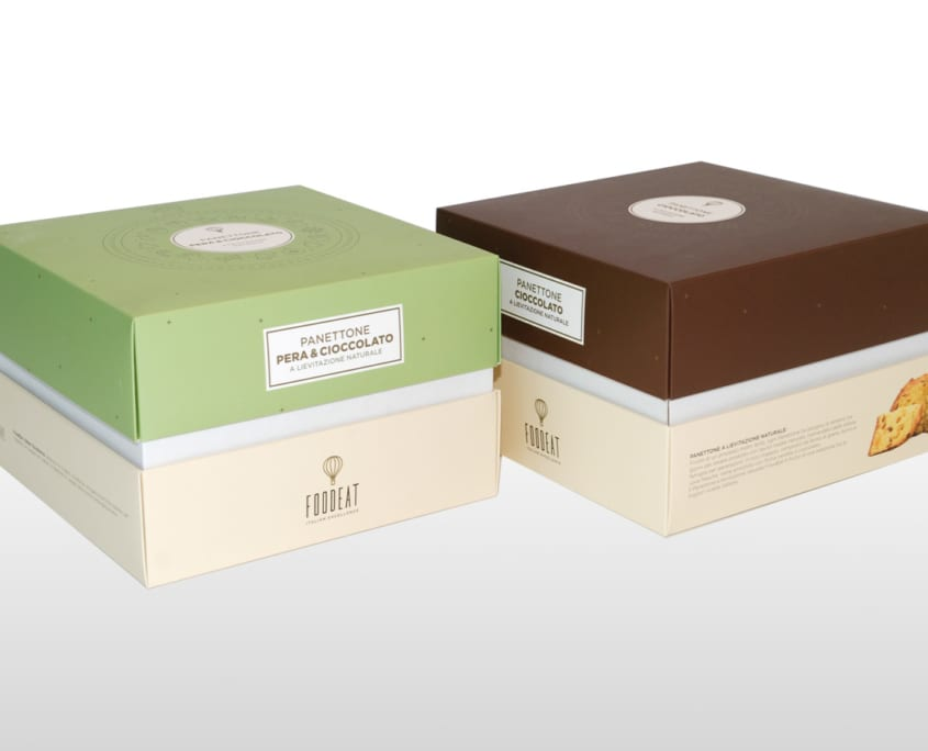 Scatola panettone Foodeat Adaptive