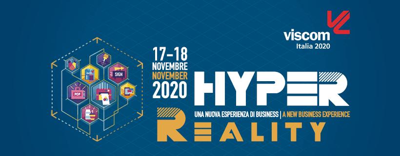 VISCOM ITALIA HYPER REALITY 2020