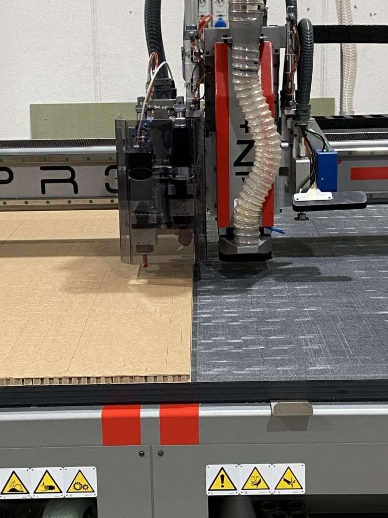 Adaptivepack plotter Protek Unico TT
